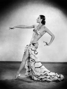 Exotic Dancer by Sasha