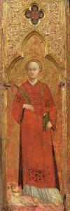 St. Stephen by Sassetta