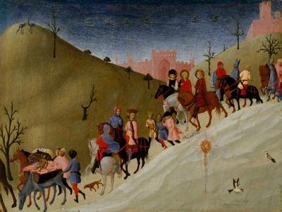 The Journey of the Magi, c.1433-5