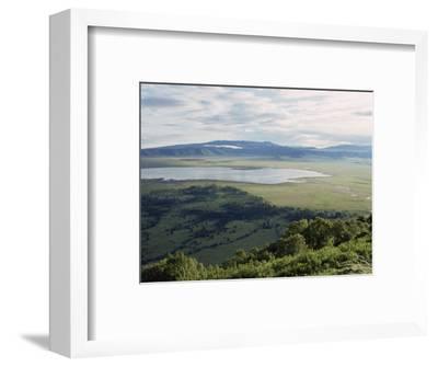 Ngorongoro Crater, UNESCO World Heritage Site, Tanzania, East Africa, Africa