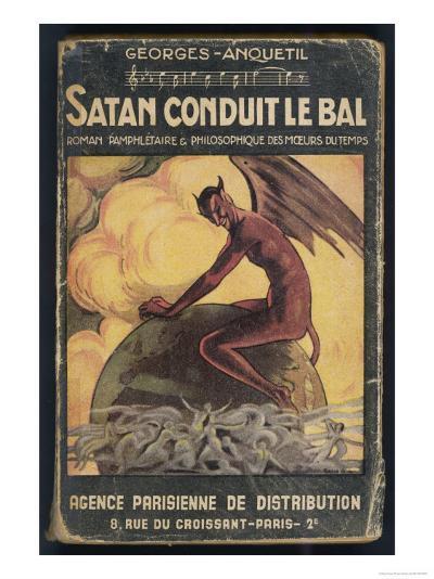 Satan Leads the Dance--Giclee Print