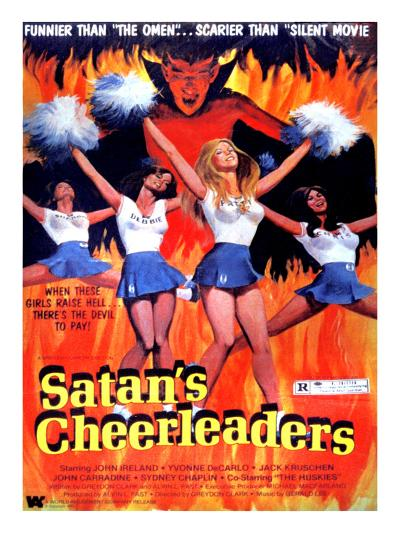 Satan's Cheerleaders, 1977--Photo