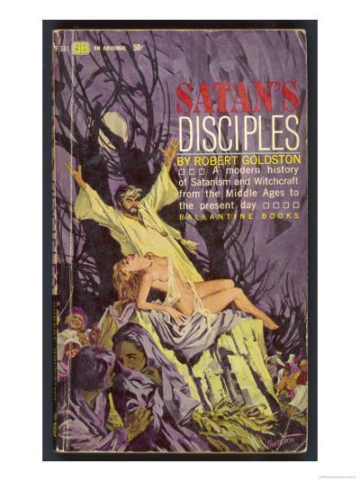 Satan's Disciples' by Robert Goldston--Giclee Print
