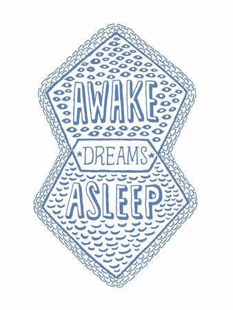 Venn by Pen: Awake, Asleep, Dreams Poster
