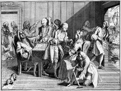 Satire on Walpole, 1738--Giclee Print
