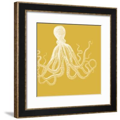 Saturated Sea Life I-Vision Studio-Framed Art Print