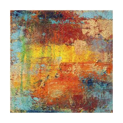 Saturation 2-Hilary Winfield-Giclee Print