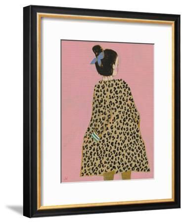 Saturday Chic-Joelle Wehkamp-Framed Art Print