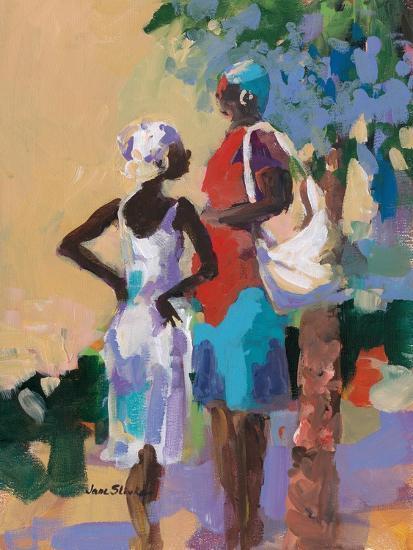 Saturday Morning I-Jane Slivka-Premium Giclee Print