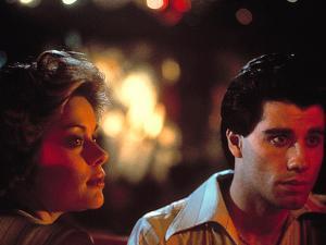 Saturday Night Fever, Donna Pescow, John Travolta, 1977