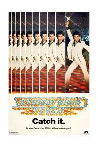 Saturday Night Fever, John Travolta, 1977