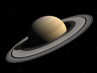Saturn, Artwork-Walter Myers-Photographic Print