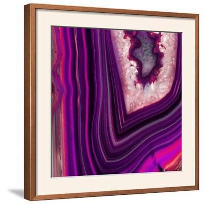 Saturn Geode-GI ArtLab-Framed Photographic Print