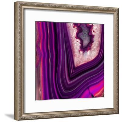 Saturn Geode-GI ArtLab-Framed Premium Photographic Print