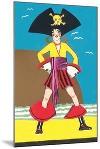 Saucy Pirate Girl