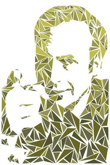Saul Goodman-Cristian Mielu-Art Print