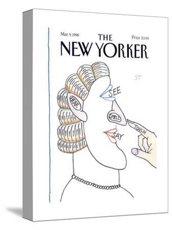 The New Yorker Cover - March 9, 1998