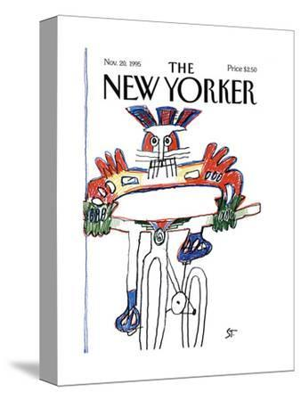 The New Yorker Cover - November 20, 1995