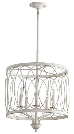 Sausalito Pendant Lamp - Persian White--Home Accessories