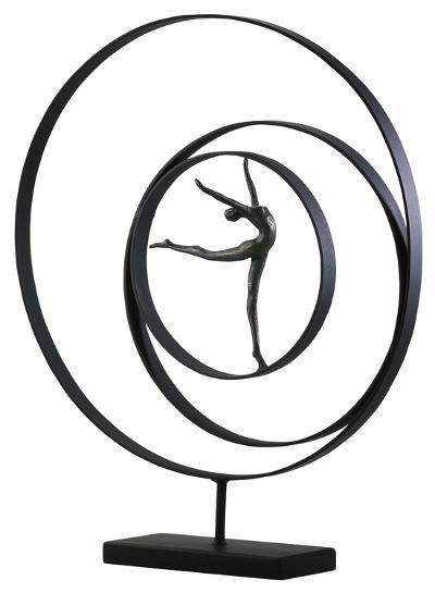 Saute Ballet Statue--Home Accessories