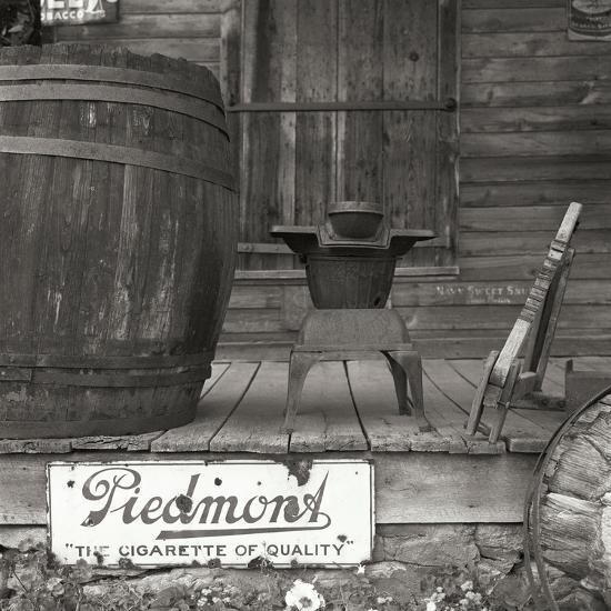 Sautee Store I-George Johnson-Photographic Print