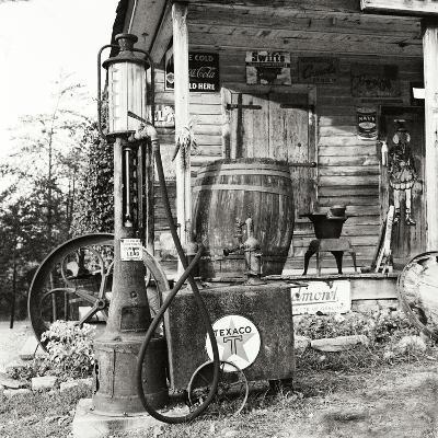 Sautee Store II-George Johnson-Photographic Print