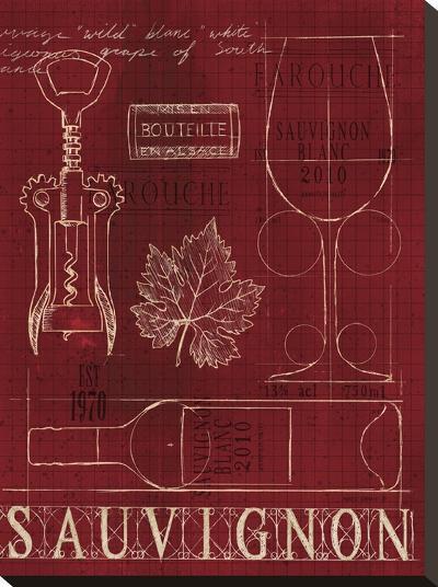 Sauvignon-Marco Fabiano-Stretched Canvas Print