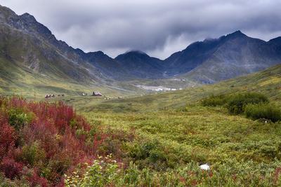 Alaska, Hatchers Pass Lodge