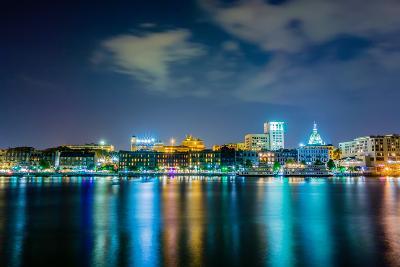 Savannah Georgia Waterfront and Street Scenes-digidreamgrafix-Photographic Print