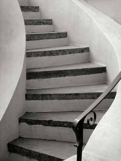 Savannah Stairwell-Jim Christensen-Photographic Print