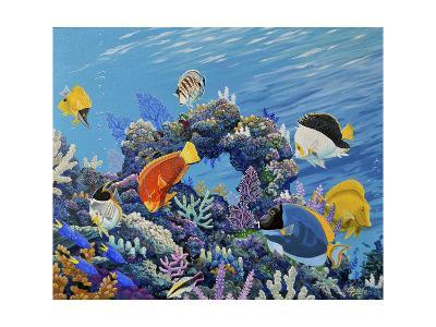 Save our Reefs-Apollo-Giclee Print