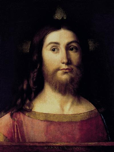 Saviour of the World-Giovanni Bellini-Giclee Print