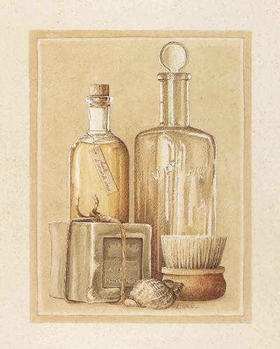 Savon Provence-Laurence David-Art Print