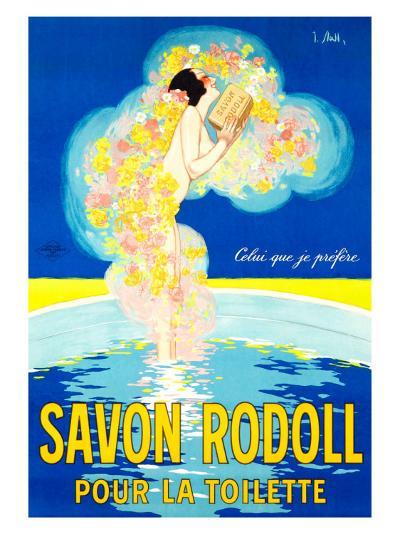 Savon Rodoll--Giclee Print