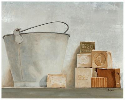 Savons II-Claudine Picard-Art Print