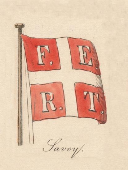 'Savoy', 1838-Unknown-Giclee Print