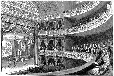 Savoy Theatre, London, 1881--Giclee Print