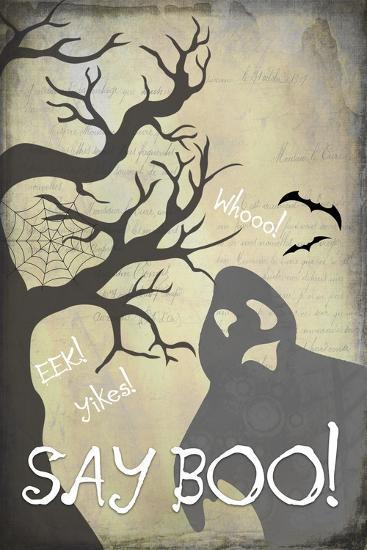 Say Boo 01-LightBoxJournal-Giclee Print