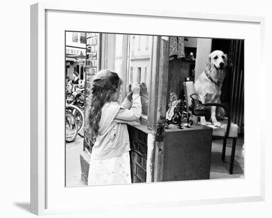 Say Cheese-Jaro Li?ko-Framed Photographic Print