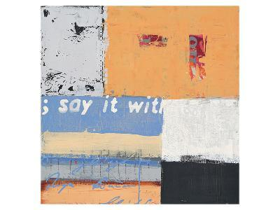 Say it with Flowers-Anna Flores-Premium Giclee Print