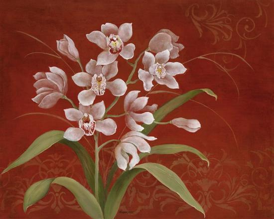 Say it with Orchids I-Eugene Tava-Art Print