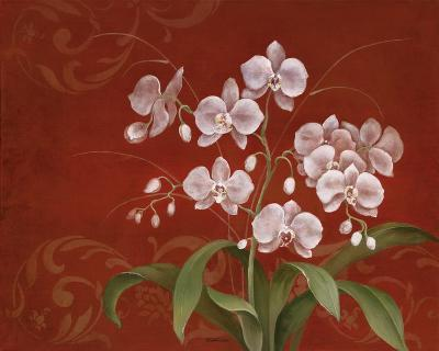 Say it with Orchids II-Eugene Tava-Art Print