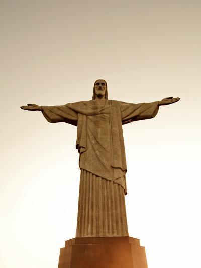 Sbrazil, Rio De Janeiro State, Rio De Janeiro City, Corcovado-Alex Robinson-Photographic Print