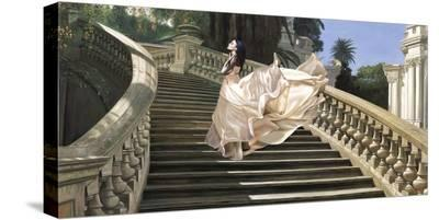 Scala Classica-Pierre Benson-Stretched Canvas Print