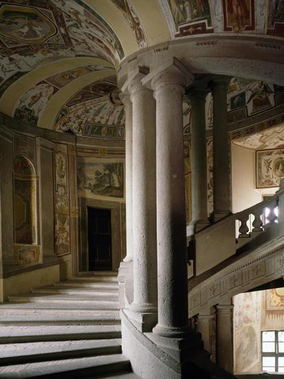 Scala Regia--Giclee Print