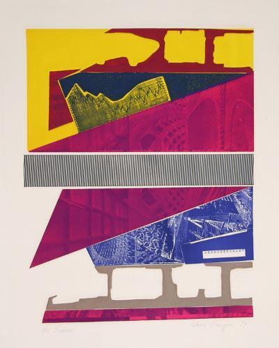 Scalene-Elaine Breiger-Limited Edition