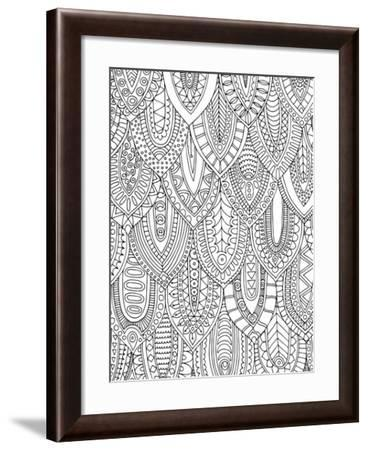 Scales-Hello Angel-Framed Giclee Print