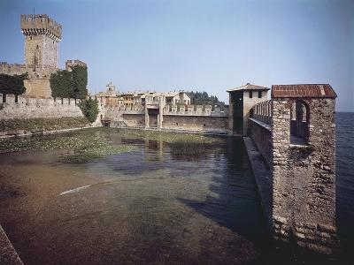 Scaliger Castle--Giclee Print