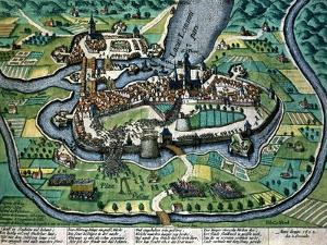 Scaling of Walls of Geneva, Switzerland, by Armies of Duke of Savoy