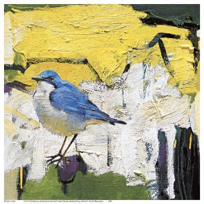 Scalloped Shrug-Jennifer Rasmusson-Art Print